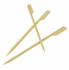 Bamboo Paddle Skewers (Pack of 100) | Buy Online at The Asian Cookshop.